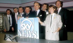 Sky News Launch